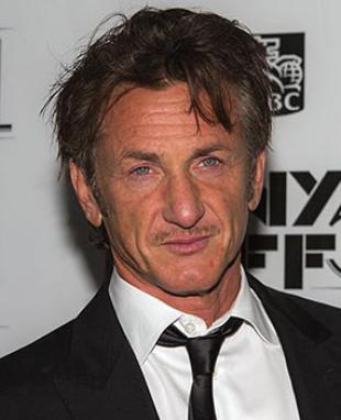 Picture of quotation author Sean Penn