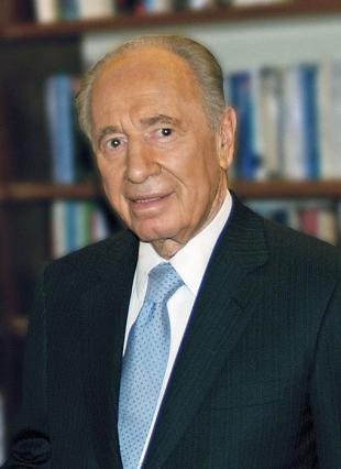 Picture of quotation author Shimon Peres