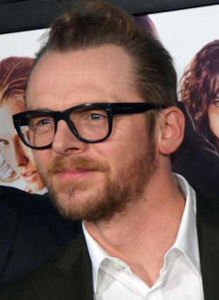 Picture of quotation author Simon Pegg