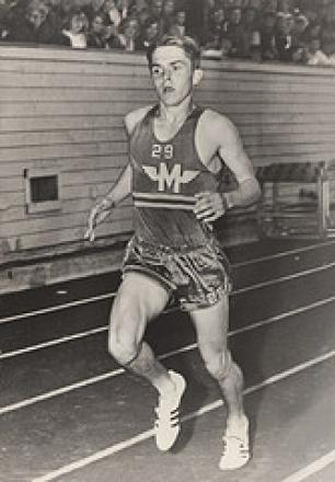 Picture of quotation author Steve Prefontaine