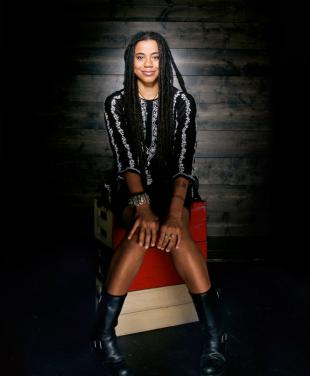 Picture of quotation author Suzan-Lori Parks