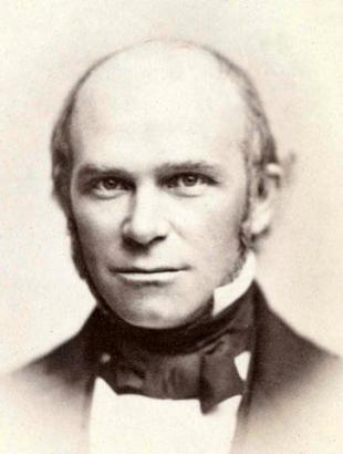 Picture of quotation author Theodore Parker