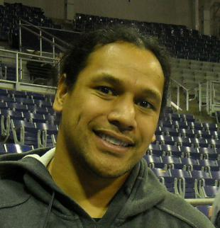 Picture of quotation author Troy Polamalu