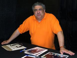 Picture of quotation author Vincent Pastore