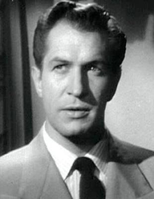 Picture of quotation author Vincent Price