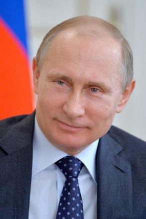 Picture of quotation author Vladimir Putin