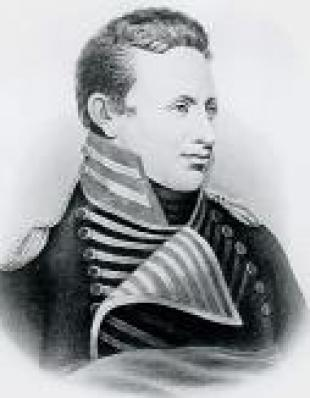 Picture of quotation author Zebulon Pike