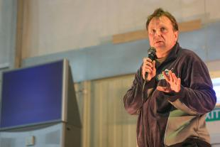 Picture of quotation author Colin Quinn