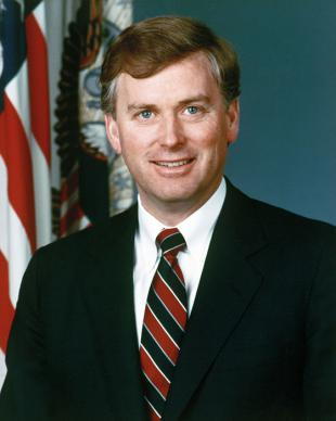 Picture of quotation author Dan Quayle