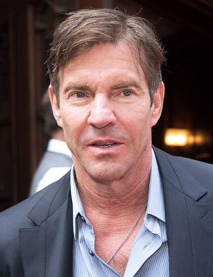 Picture of quotation author Dennis Quaid