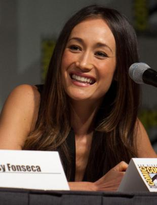 Picture of quotation author Maggie Q