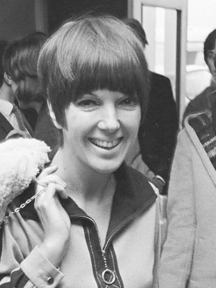 Picture of quotation author Mary Quant