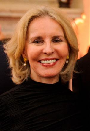 Picture of quotation author Sally Quinn