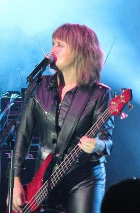 Picture of quotation author Suzi Quatro