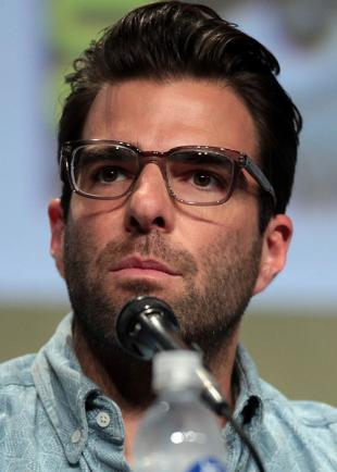 Picture of quotation author Zachary Quinto