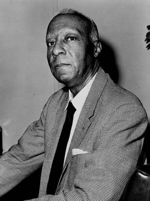 Picture of quotation author A. Philip Randolph