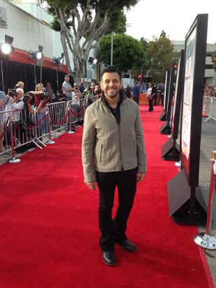 Picture of quotation author Adam Richman