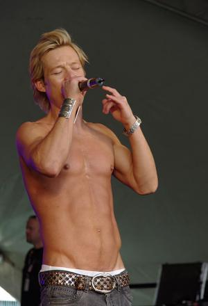 Picture of quotation author Adam Rickitt