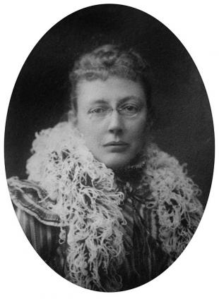 Picture of quotation author Agnes Repplier