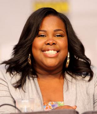 Picture of quotation author Amber Riley