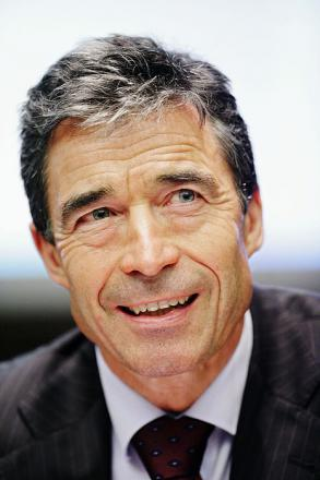 Picture of quotation author Anders Fogh Rasmussen