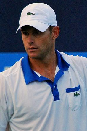 Picture of quotation author Andy Roddick