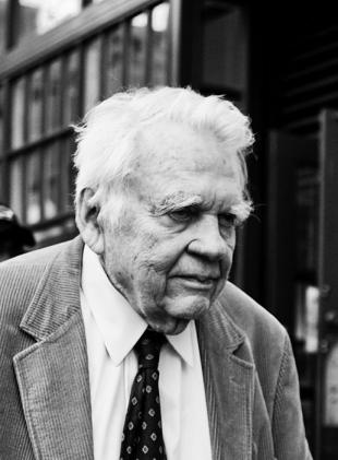 Picture of quotation author Andy Rooney