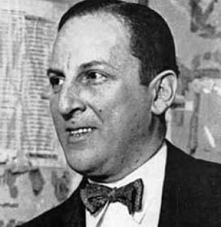 Picture of quotation author Arnold Rothstein