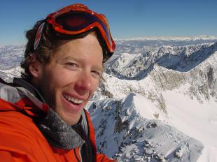 Picture of quotation author Aron Ralston