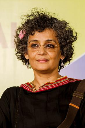Picture of quotation author Arundhati Roy