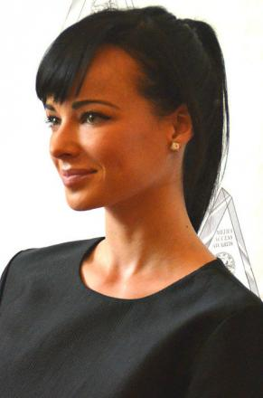 Picture of quotation author Ashley Rickards