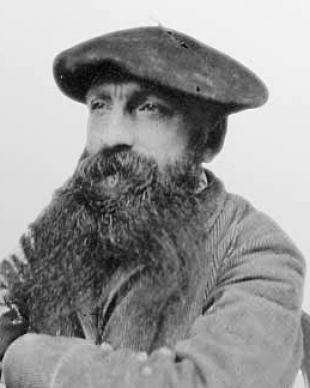 Picture of quotation author Auguste Rodin