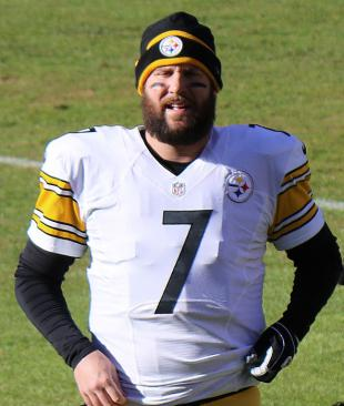 Picture of quotation author Ben Roethlisberger