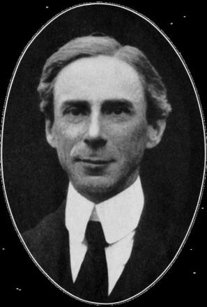 Picture of quotation author Bertrand Russell