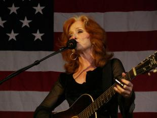 Picture of quotation author Bonnie Raitt