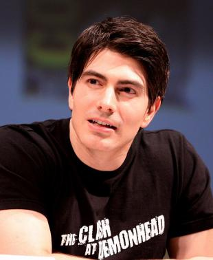 Picture of quotation author Brandon Routh