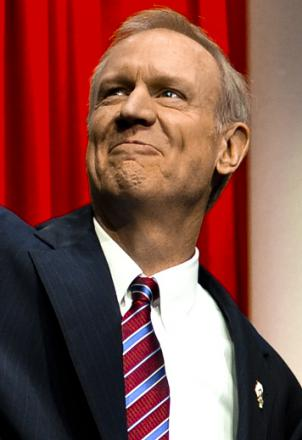 Picture of quotation author Bruce Rauner