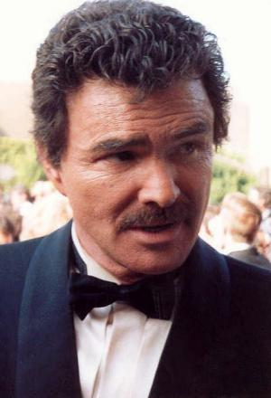 Picture of quotation author Burt Reynolds