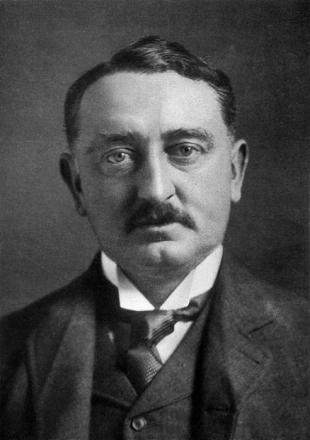 Picture of quotation author Cecil Rhodes