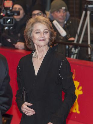 Picture of quotation author Charlotte Rampling