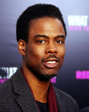 Picture of quotation author Chris Rock