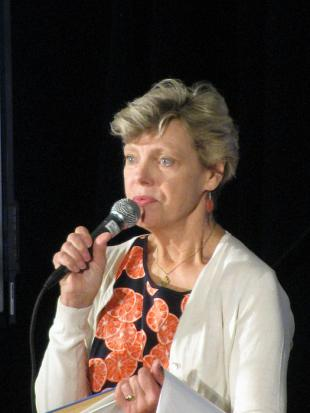 Picture of quotation author Cokie Roberts