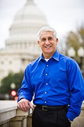 Picture of quotation author Dave Reichert