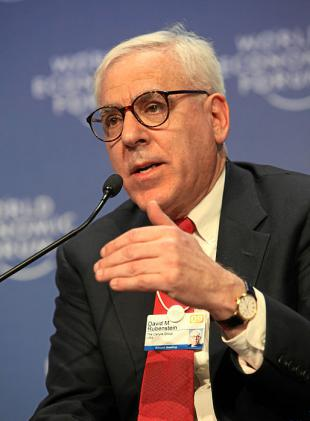 Picture of quotation author David Rubenstein