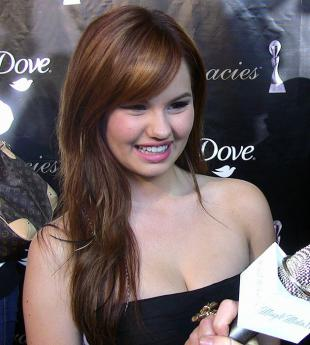 Picture of quotation author Debby Ryan