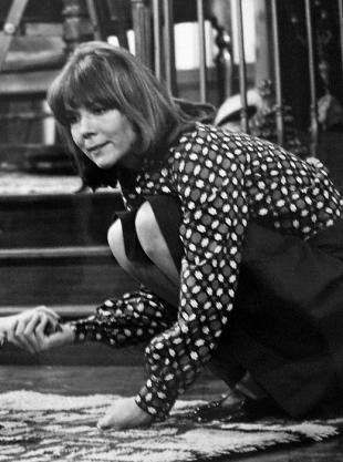 Picture of quotation author Diana Rigg