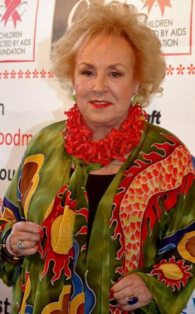 Picture of quotation author Doris Roberts