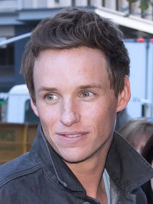 Picture of quotation author Eddie Redmayne
