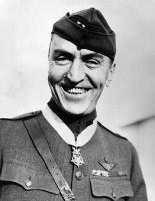 Picture of quotation author Eddie Rickenbacker