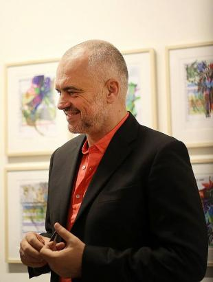 Picture of quotation author Edi Rama